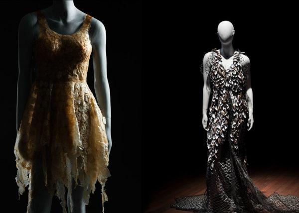 Agnes van Dijk fasionart, modekunst, modecapriole, fashion, mode, Eindhoven, the netherlands, nederland, Miss B & Penny Medal dress