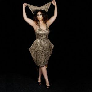 Agnes van Dijk fasionart, modekunst, Dress Mustella, Eindhoven the netherlands, nederland