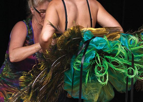 Agnes van Dijk modekunst DDW eindhoven theater