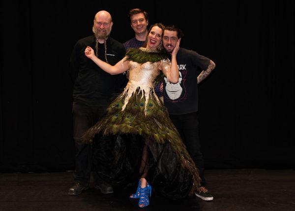 Agnes van Dijk modekunst eindhoven theater DDW