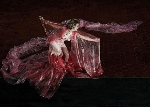 Agnes van Dijk modekunst cabaret eindhoven theater DDW