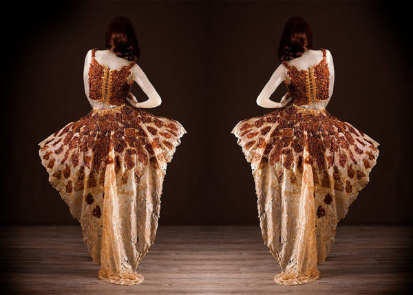 agnes van dijk modekunstenaar 2020 creaties | Appel 1