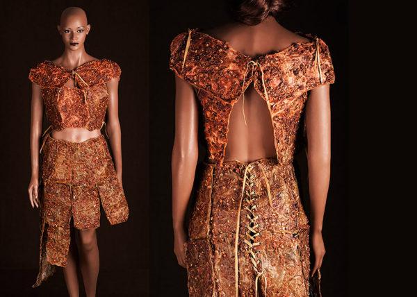 Appel 2   Agnes van Dijk - Modekunstenaar, Mode / Fashion 2020