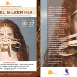 Agnes van Dijk modekunst eindhoven - TEXTIEL & LEER NU!
