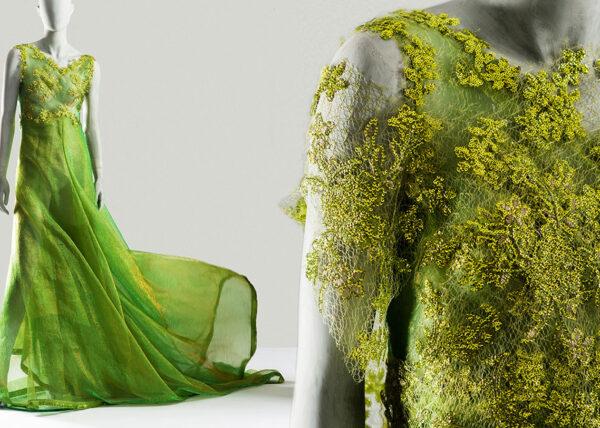 portfolio Culotte dress Agnes van Dijk modekunst eindhoven theater DDW