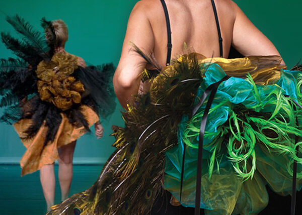 Agnes van Dijk modekunst eindhoven theater fashion art