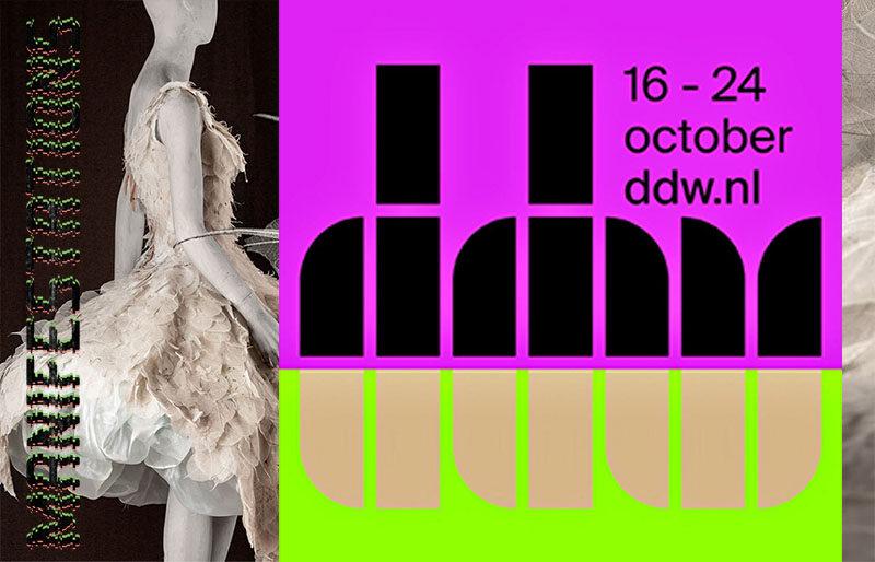 Agnes van Dijk ModekunstDDW 2021 manifestations Eindhoven